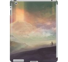 We heard you coming iPad Case/Skin