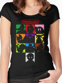 I'm a Nintendo Fan Women's Fitted Scoop T-Shirt