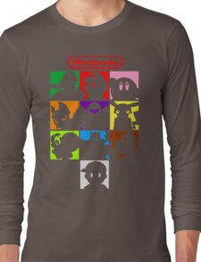 I'm a Nintendo Fan Long Sleeve T-Shirt
