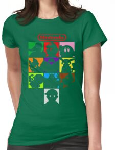 I'm a Nintendo Fan Womens Fitted T-Shirt