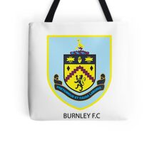 Burnley F.C, football, premier league Tote Bag