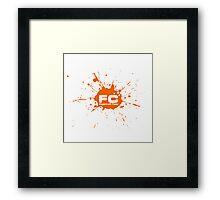 Foyercraft Team - ORANGE Framed Print