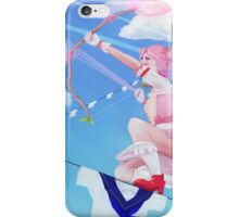 Madoka vs Patricia iPhone Case/Skin