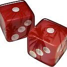 dICe wiTH pAlm by geot
