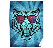 Rockin' Tiger Poster