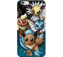 Eeveelution - Pokemon Go/First Generation iPhone Case/Skin