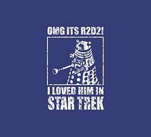 R2D2 Star Trek Unisex T-Shirt