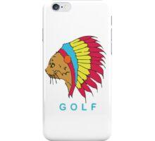 Golf Wang Native Cat iPhone Case/Skin