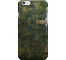 Boat House - Rydal Water iPhone Case/Skin