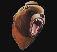 Rock Bear by nardesign