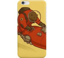 Rocket bear iPhone Case/Skin