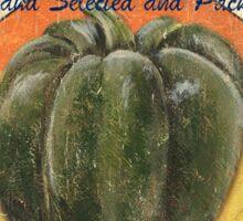 Americana Vegetables 1 Sticker