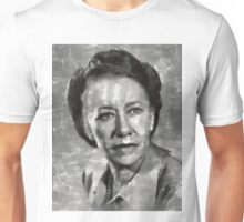 Flora Robson Hollywood Actress Unisex T-Shirt