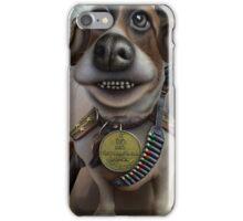 Dog Caricature  iPhone Case/Skin