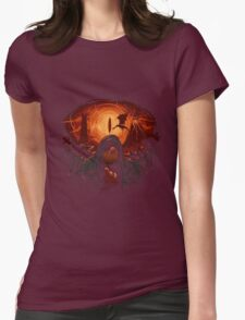 Halloween special Womens Fitted T-Shirt