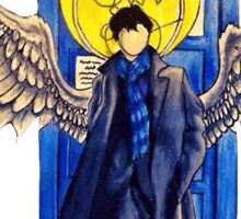 Superwholock - Sherlock, Supernatural, Doctor Who Sticker