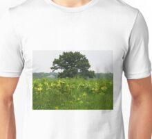 Rural landscape Unisex T-Shirt