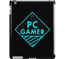 Pc Gaming (Blue) iPad Case/Skin