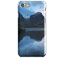 Glencoe iPhone Case/Skin