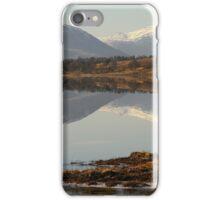 Loch Tulla iPhone Case/Skin