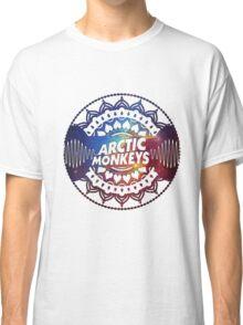 ARCTIC MONKEYS - MANDALA & GALAXY DESIGN Classic T-Shirt