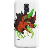ROXY VECTOR HEAD Samsung Galaxy Case/Skin