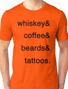 Passions Unisex T-Shirt