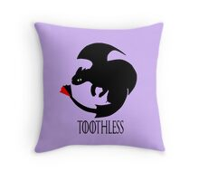 Toothless / Game of Thrones Throw Pillow