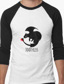 Toothless / Game of Thrones Men's Baseball ¾ T-Shirt