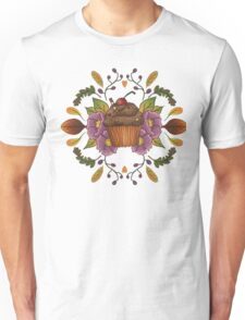 Autumnal Tea Party Unisex T-Shirt