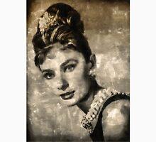 Audrey Hepburn by Mary Bassett Unisex T-Shirt