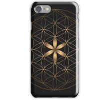The Flower Of Life iPhone Case/Skin