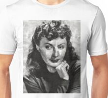 Barbara Stanwyck Hollywood Actress Unisex T-Shirt
