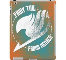 Fairy Tail - Proud Member iPad Case/Skin