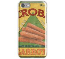 Americana Vegetables 2 iPhone Case/Skin