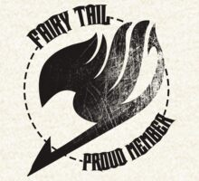 Fairy Tail - Proud Member by KisaSunrise