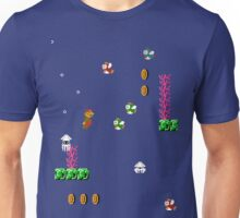 Mario Waterworld Unisex T-Shirt