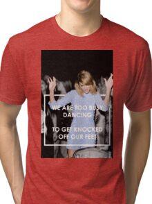 Taylor Swift - New Romantics  Tri-blend T-Shirt