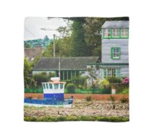 Harbour Master House- British Coast And Beach  Scarf