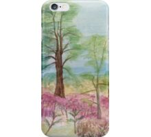 Witley Common Watercolour iPhone Case/Skin