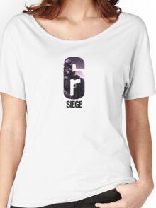 Mute Six Women's Relaxed Fit T-Shirt