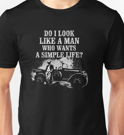 Tommy Shelby Quote. Peaky Blinders. Unisex T-Shirt