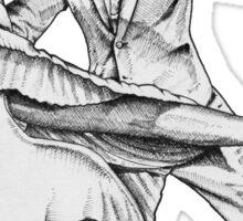 "Mr. Alford ""Dancers"" Sticker"