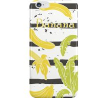 Bananas iPhone Case/Skin