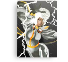 A Storm is Coming  Metal Print