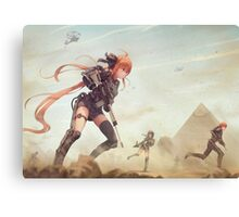 Girls Frontline Canvas Print