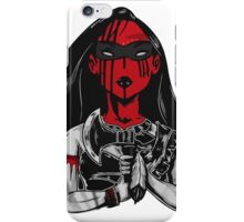 Princess Assasin iPhone Case/Skin