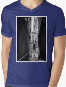 Narrow Minded Mens V-Neck T-Shirt