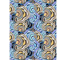 wonderful abstract pattern  Photographic Print