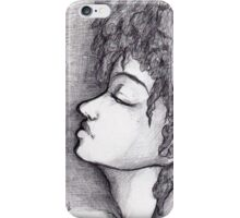 Sing me the blues iPhone Case/Skin